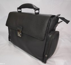 LFB13 Cow NDM Leather Portfolio Bag