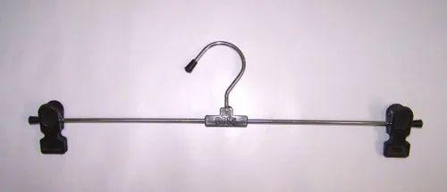 Plastic Clip Metal Rod Hanger
