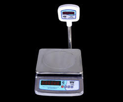 Digital Table Top Scale 30Kg 0.8 inch Green Display