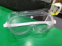 Strongman Transparent Chemical Splash Goggles, EN166