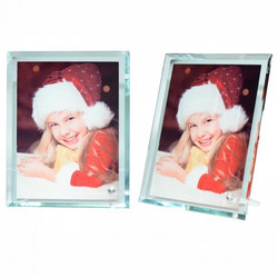 Sublitech Sublimation Crystal Photo Frame, Size: 7 X 9 Inch