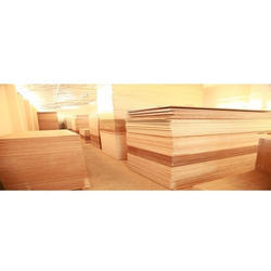 Brown Commercial Plywood Board, Thickness: 2-10 mm
