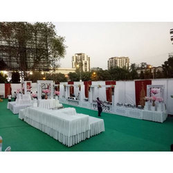 Wedding Tent Rental Service, Delhi Ncr
