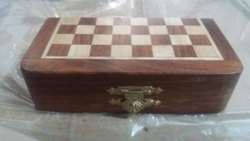 Wooden Chess Set- Multiple sizes Available