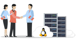Business Reseller Hosting, Noida, Linux