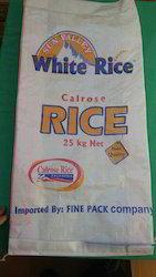 25 Kg PP Rice Bag