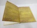 Paper Printing- Menu Card