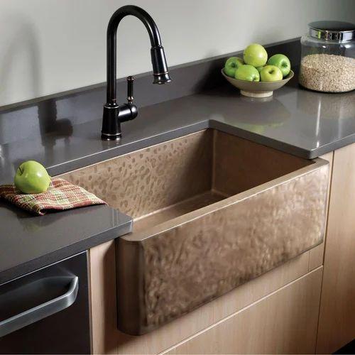 Bronze Kitchen Sink