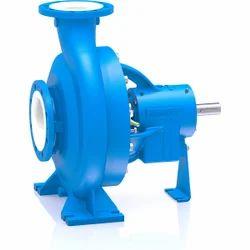 Teflon Line Centrifugal Process Pump