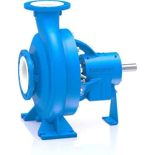 Teflon Line Centrifugal Process Pump