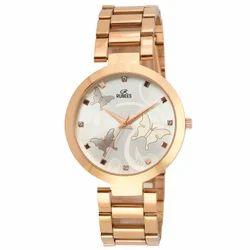 Golden Golden Wrist Watch