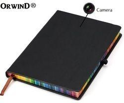 Spy Camera in Notebook