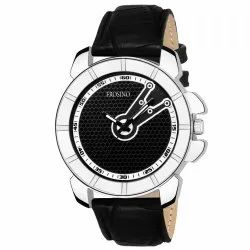 Frosino FRAC061808 Analog Black Dial Watch