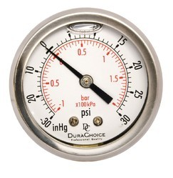 Compound Gauge NABL Calibration Service