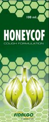 Plastic Demulcents Honeycof Syrup, Bottle Size: 100 ml, Grade Standard: Medicine Grade