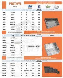 Prithvi Concealed Boards