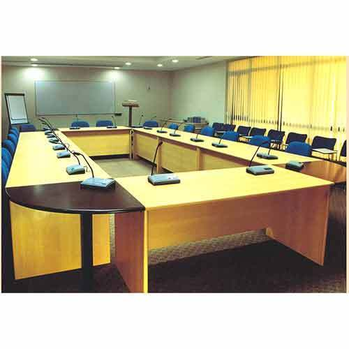 D Shaped Conference Table At Rs Piece Conference Tables ID - D shaped conference table