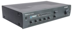 BOSCH PLE-1ME060-3IN,60 Watt Plena Mixing Amplifier, USB, BT, AUX