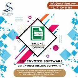 Online/Cloud-based Single User GST Invoice Software