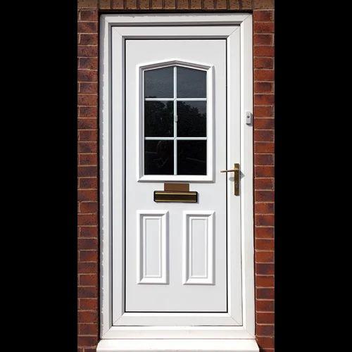 Pvc Exterior Door At Rs 2000 Piece Ballabgarh Faridabad Id