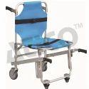 Atico Foldable Wheelchair Stretcher, Usage: Hospital