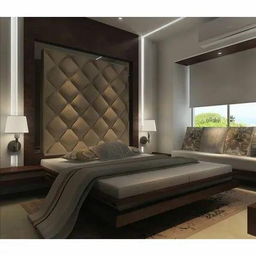 Modern Bedroom Works, Size: King/queen