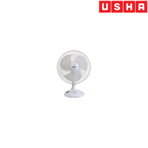 Usha Maxx Air 400mm Table Fan White MAXX AIR