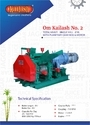 Om Kailash No.2 Total Heavy with Planetary Gear Box & Motor