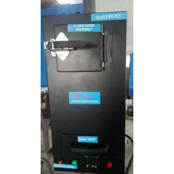 Electric Automatic Sanitary Napkin Disposal Machine