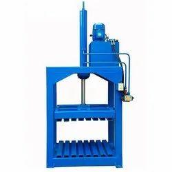Raffia Plastic Hydraulic Baling Press