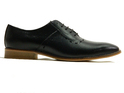 Xcordon Leather Designer Lace Up Formal Shoes, Packaging: Box
