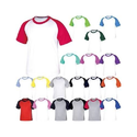 Promotional Polyester Jersey T Shirt