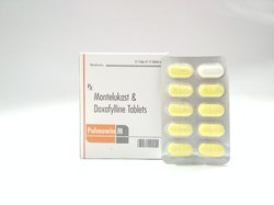 Montelukast and Doxofylline Tablets