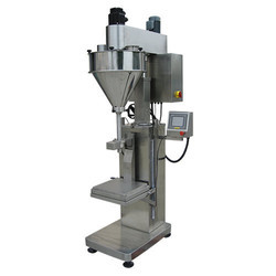 Semi Automatic Auger Filling Machine