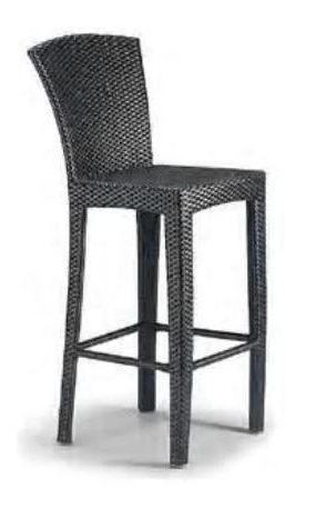 Wondrous Outdoor Wicker Bar Stool Andrewgaddart Wooden Chair Designs For Living Room Andrewgaddartcom