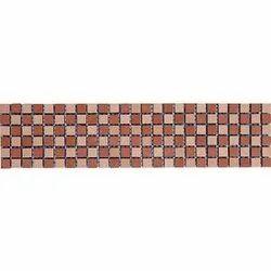 Capstona Terra Beige Stone Borders Tiles