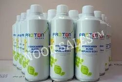 Hfcs Proton Hydrocarbon Gas for Domestic Refrigerators