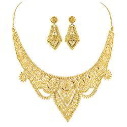 Gold Necklace in Ahmedabad Gujarat Manufacturers Suppliers