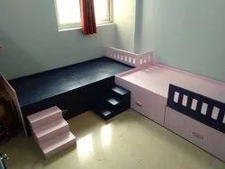 JD Wooden Enterprise Kids Bed