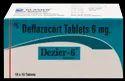 Deflazacort 6/12 mg Tablet ( Dezier-6/12 Tab)