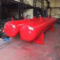 Ammonia High/ Low Pressure Receivers