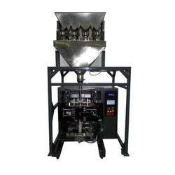 Fully-Automatic Coffee Packaging Machine with Collar Bagger