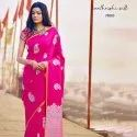 Classy Silk Party Wear Saree