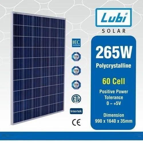 Solar Module - 5-10 W Solar Module Manufacturer from Ahmedabad