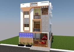 3D Graphic Architectural Visualization Designing and Development Service