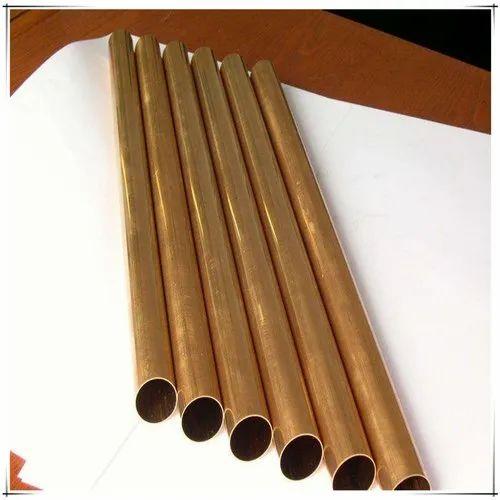 Air Conditioner Straight Length Hard Copper Pipe, Copper Accessories