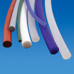 Victor Black Silicon Rubber Cord