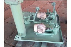 Heating Pumping Unit For Oil