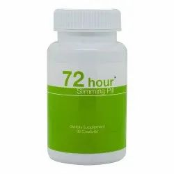 72 Hour Slimming Pill Capsules