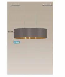Eglo 31614 Maserlo Pendant Fabric Luminaire